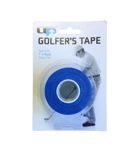 Ultimate Performance Ultimate Golfer's Tape-blau, 2,5cm