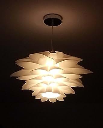 Plafonnier Lampe Suspension / Éclairage Moderne / Luminaire Intérieur / Blanc...