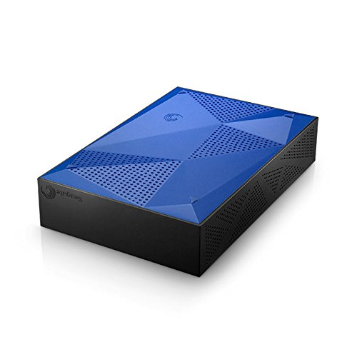 Seagate STDT4000200 4TB External Hard Disk Black Price in India