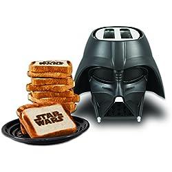 LUCAS Grille-Pain Thème Disney Star Wars Design Dark Vador