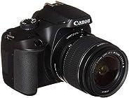 كاميرا دي اس ال ار اي او اس 400D من كانون EF-S من 18 - 55 ملم بفتحة عدسة 3.5 - 5.6 III