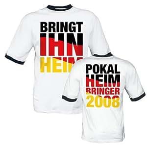 Bringt Ihn Heim, T-Shirt, Grösse XL, Männer