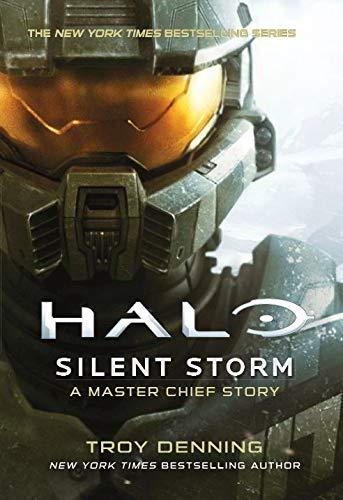 Halo: Silent Storm por Troy Denning