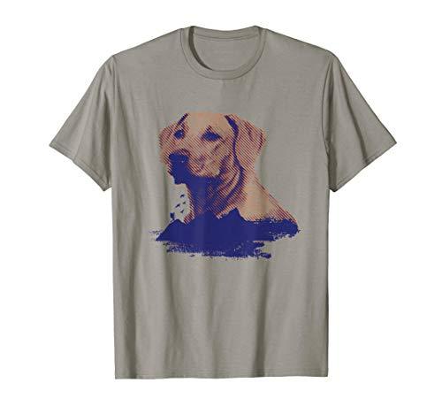 Golden Retriever Hund Labrador Hunde Zubehör Kleidung Shirt T-Shirt -