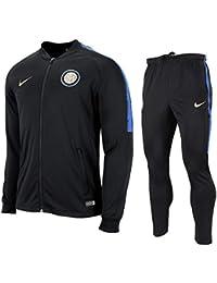 Nike Inter Y NK Dry SQD TRK Suit K - Chándal, Unisex Infantil, (