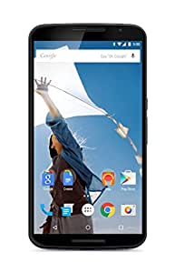 Motorola Google Nexus 6 32GB SIM-Free Smartphone - Midnight Blue