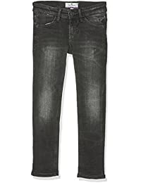 TOM TAILOR Kids Boy's Grey Inside Brushed Denim Ryan Jeans