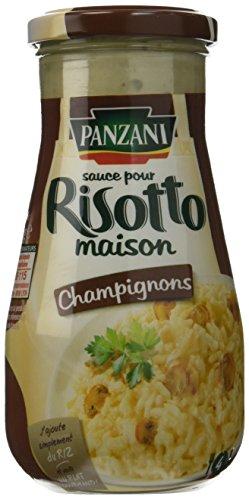 Panzani Sauce Pour Risotto Champignons Facile 370 g