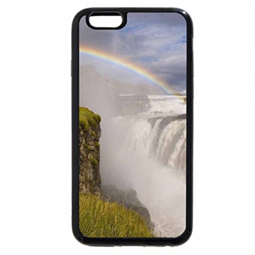 iPhone 6S / iPhone 6 Case (Black) CACHOEIRA & ARCO - IRIS