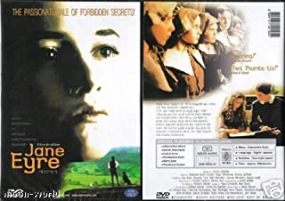 Jane Eyre: DVD .region 0 ntsc = FRANCO ZEFFIRLLI MIT WILLIAM HURT und Joan Plowright.