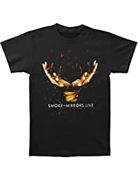 Imagine Dragons Smoke Mirrors Live Men's T-Shirt Black