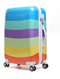 18 inch Color : 2 Detachable and Foldable Shoulder Bag Medium ZFF-lvxingbao Trolley Bag Can Be Boarded in A Portable Travel Bag Back