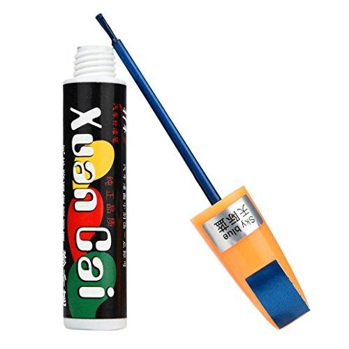 Kratzer-reparatur-remover (sunnymi Auto Lackstift,Versiegelungsstift für Lackkratzer,Kratzer Entferner Reparaturstift,Reparatur Remover Entfernen Tool (Auto, Blau))