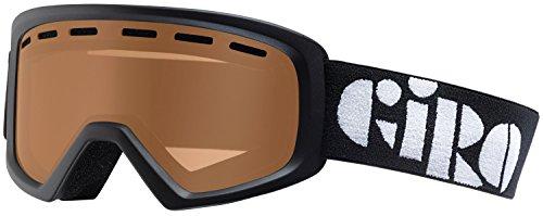 GIRO Kinder Skibrille Rev, Black, 300022-001