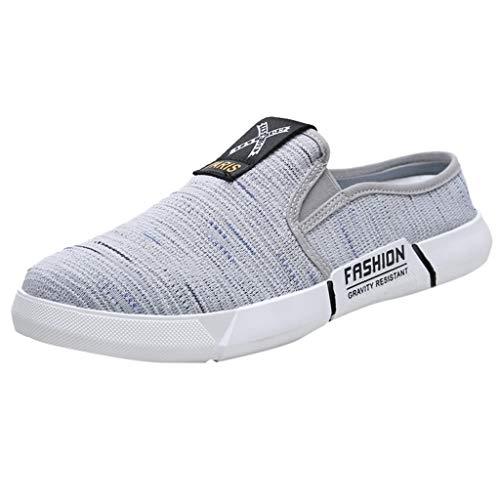 en Sneaker Slip-on Faule Schuhe Leichte Bequem Touristische Schuhe Outdoor Freizeit Turnschuhe Elegante Touristische Schuhe Outdoorschuhe ()