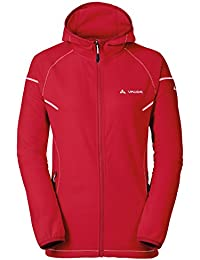 VAUDE Damen fleecejacke Smaland Hoody Jacket II