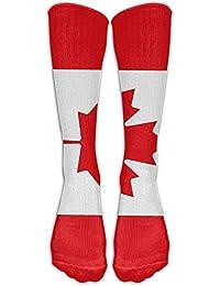 Koi Fish Yellow Compression Socks Soccer Socks High Socks For Running,Medical,Athletic,Edema,Varicose Veins,Travel,Nursing.