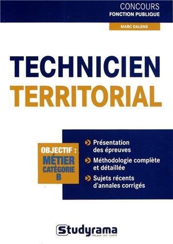 Technicien territorial