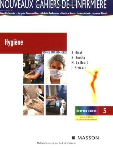 Hygiène par Micheline Le Heurt, Hervé Gomila, Sylvie Girot, Isabelle Pividori, Collectif