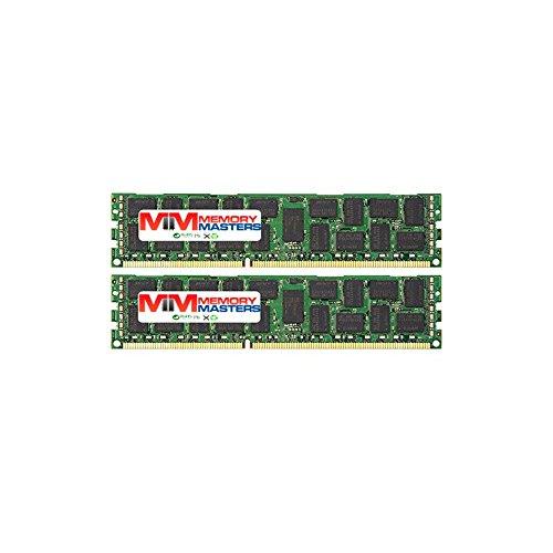 memorymasters Cisco UCS Server Serie. PC3-12800DIMM DDR3ECC Registered/PC3-106001600MHz/1333MHz Dual Rank RAM Memory 8GB KIT (2 x 4GB) (1600MHz) Dual Rank -