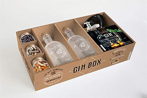 Gin box par  Guillaume Guerbois
