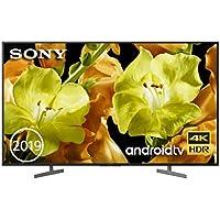"Sony KD-43XG8196 Android TV da 43"", 4K Ultra HD, HDR, Slim Design, Nero"