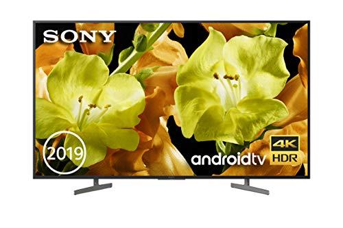 Sony KD43XG8196 Android TV da 43', 4K Ultra HD, HDR, Slim Design, Nero