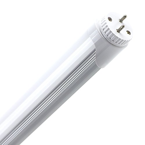 Tubo LED T8 1200mm Conexión un Lateral 18W Blanco Frío 6000K efectoLED