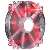 Cooler Master MegaFlow 200x200x30 Luz Roja