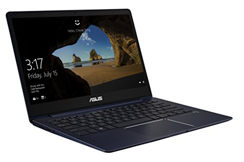 "Asus Zenbook UX331UA-EG051T Ultrabook 13,3"" Full HD Bleu (Intel Core i7, 8 Go de RAM, SSD 256 Go, Intel UHD Graphics 620, Windows 10) Clavier Français AZERTY + Sacoche Inclue"