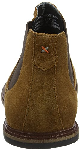 Frank Wright Vogts, Bottes Chelsea homme Marron (Tabac)
