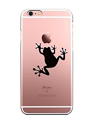 Cover Per i Phone 6 Plus Qissy®Custodia per Apple iPhone 6 plus 6S Plus 5.5  copertura del respingente trasparente Trasparente Ultra Sottile silicone del gel TPU Morbida 12