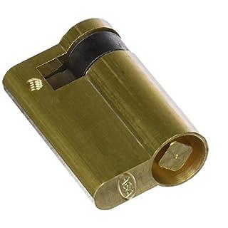Aga z437s15841000-Zylinder Vierkant 8mm Messing, 40-10Leva 15