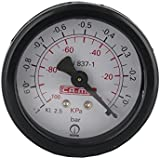 Gima 28276Indicador de vacío, 50mm de diámetro
