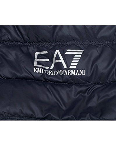 EA7 Emporio Armani Herren Lightweight Daunenjacke Bleu