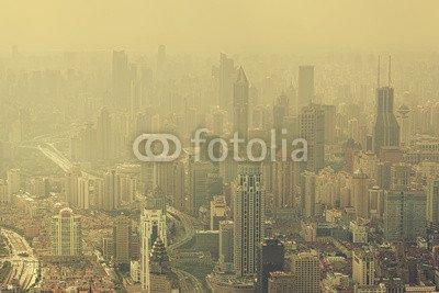 toile-90-x-60-cm-severe-air-pollition-in-shanghai-china-toile