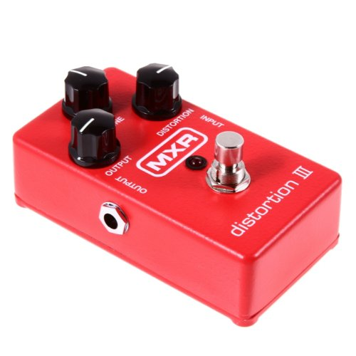 Dunlop MXR Distortion Iii Distortion 3efectos de guitarra eléctrica Distortion–Pedal overdrive–...