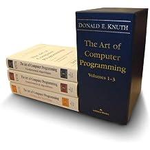 The Art of Computer Programming, Bd. 1: Fundamental Algorithms / Bd. 2: Seminumerical Algorithms / Bd. 3: Sorting and Searching