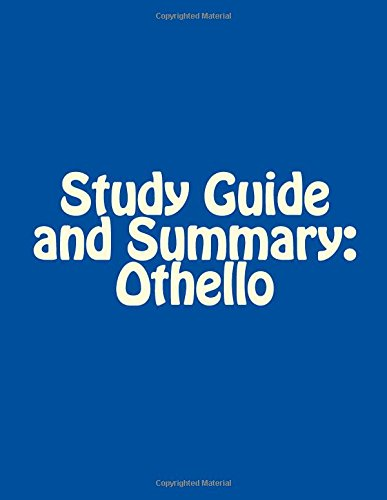study-guide-and-summary-othello