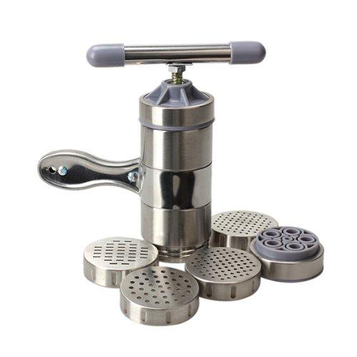 Küche Edelstahl-Teigwaren-Nudel-Hersteller Press Spaghetti-Maschine Fruit J -