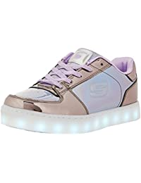 Skechers Energy Lights-Shiny Sneaks, Zapatillas para Niñas
