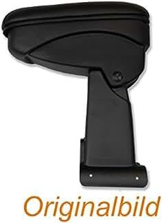 Fahrzeug siehe Text Passform Mittelarmlehne Armlehne Stoffdeckel schwarz
