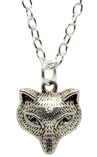 bluebubble-felicity-fox-silver-fox-necklace-with-free-gift-box