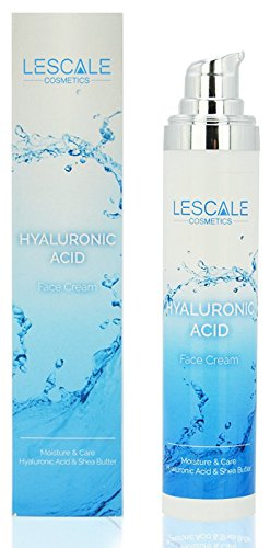Lescale Hyaluronic Acid Face Cream