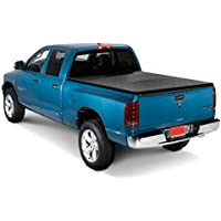 Heavy Duty Roll-Up Soft Tonneau Cover 04-07 CHEVY SILVERADO/GMC SIERRA CREW CAB 5.8 ft BED by R&L Racing