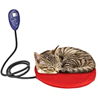 Oops Almohadilla Electrica Manta Termica, Almohadilla De Cama con CalefaccióN para Perros/Gatos/