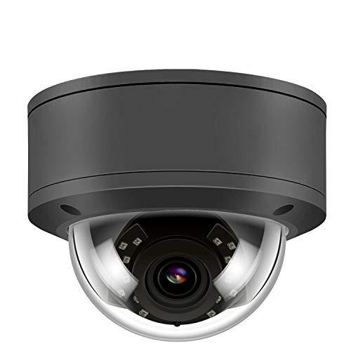 5MP POE IP-Kamera IR mit Nachtsicht, Überwachungskamera für Outdoor/Indoor Wasserdicht, H.265 / H.264 (Hd-webcam Outdoor)
