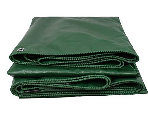 FSBFF Toile imperméable à l'eau de bâche de Protection épaississent Le Tissu imperméable à l'eau, Toile extérieure Tissu de linoléum de Toile d'auvent 3 * 4m