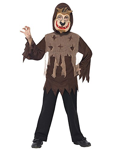 Wolf Halloween Kinder Kostüm Set -