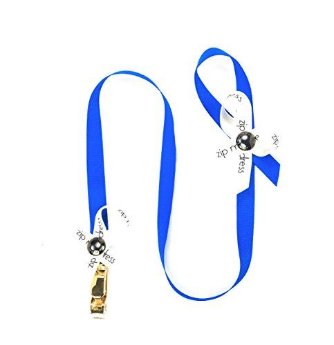 Zip My Dress Premium Ziper Puller universal Size königsblau -